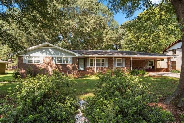 3810 Russell Street SW, Smyrna, GA 30082 (MLS #6935596) :: North Atlanta Home Team