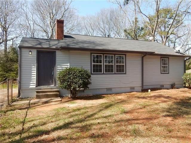 1615 Pontiac Place SE, Atlanta, GA 30315 (MLS #6935599) :: North Atlanta Home Team
