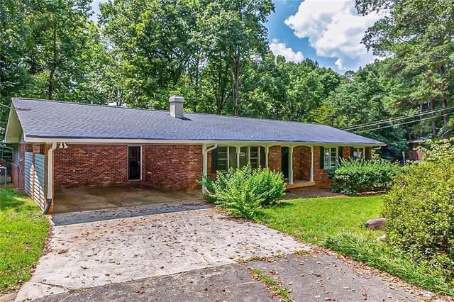 4058 N Peachtree Road, Atlanta, GA 30341 (MLS #6935620) :: Kennesaw Life Real Estate