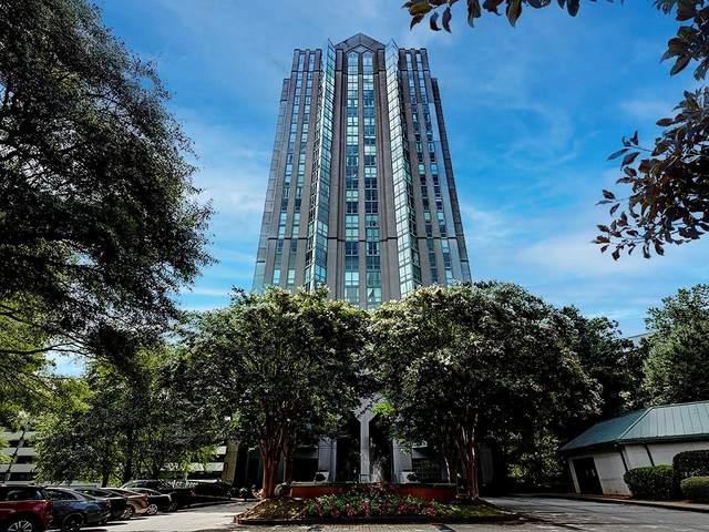 2870 Pharr Court South NW #1608, Atlanta, GA 30305 (MLS #6935663) :: Atlanta Communities Real Estate Brokerage