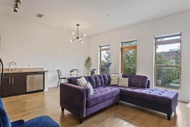 333 Nelson Street SW #301, Atlanta, GA 30313 (MLS #6935696) :: Tonda Booker Real Estate Sales