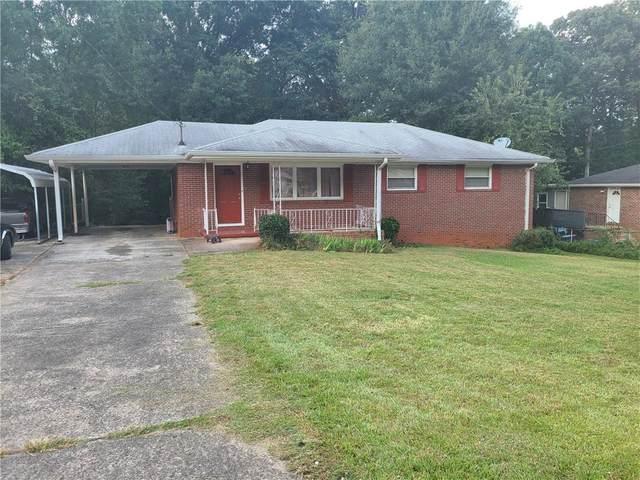 720 Walnut Circle, Marietta, GA 30060 (MLS #6935754) :: North Atlanta Home Team