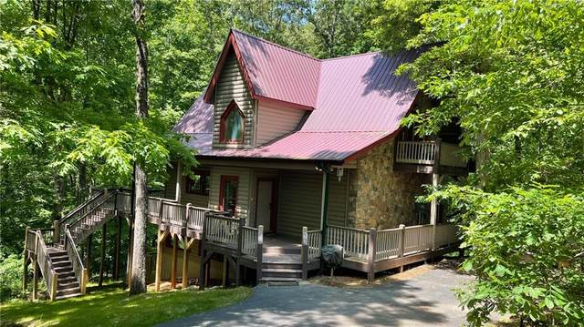 420 Hickory Ridge Drive, Cleveland, GA 30528 (MLS #6935774) :: North Atlanta Home Team