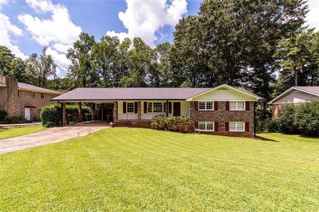 2832 Templar Knight Drive, Tucker, GA 30084 (MLS #6935790) :: North Atlanta Home Team