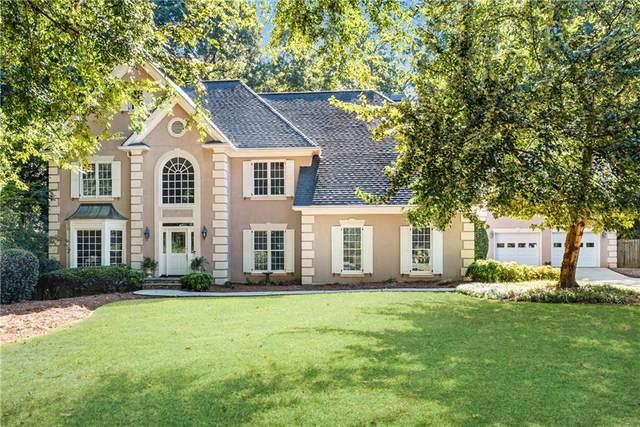 515 Kensington Farms Drive, Alpharetta, GA 30004 (MLS #6935809) :: North Atlanta Home Team