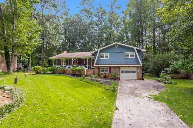2432 Nowlin Circle, Acworth, GA 30102 (MLS #6935813) :: Lantern Real Estate Group