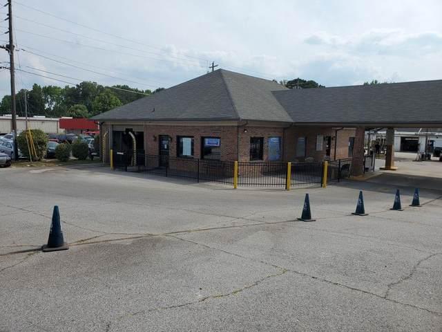 1431 Old Salem Road, Conyers, GA 30013 (MLS #6935837) :: North Atlanta Home Team