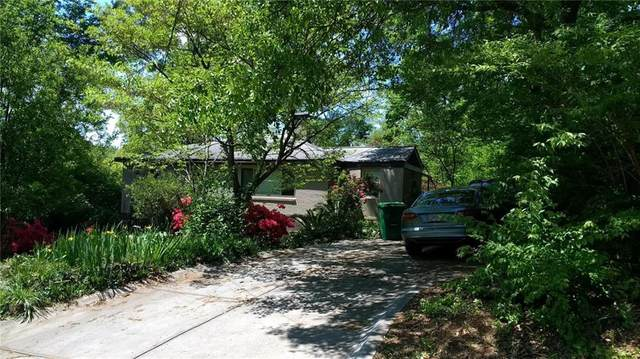 1439 Catherine Street, Decatur, GA 30030 (MLS #6935841) :: North Atlanta Home Team