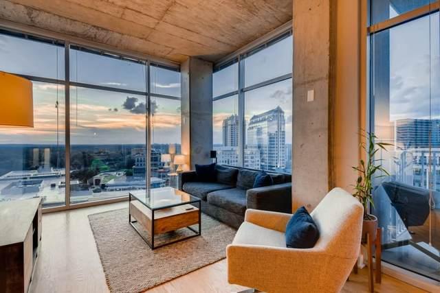 250 Pharr Road NE #1308, Atlanta, GA 30305 (MLS #6935860) :: Virtual Properties Realty