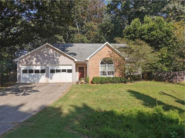 5575 Dusty Ridge Trail, Buford, GA 30518 (MLS #6935919) :: North Atlanta Home Team