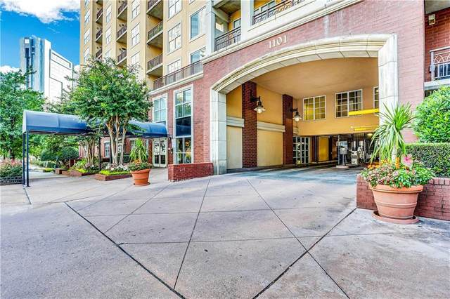 1101 Juniper Street NE #1224, Atlanta, GA 30309 (MLS #6935968) :: The Hinsons - Mike Hinson & Harriet Hinson