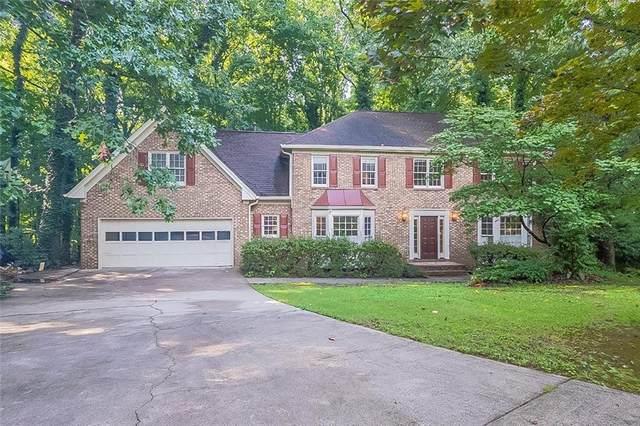 5562 Bostwick Court, Peachtree Corners, GA 30092 (MLS #6935985) :: North Atlanta Home Team