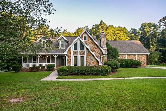 345 Mapledale Trail, Sharpsburg, GA 30277 (MLS #6936018) :: North Atlanta Home Team