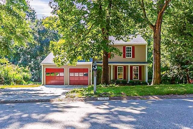 3554 Corners Way, Peachtree Corners, GA 30092 (MLS #6936040) :: North Atlanta Home Team