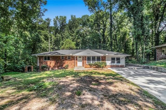 2167 Alan Drive SW, Atlanta, GA 30331 (MLS #6936119) :: North Atlanta Home Team