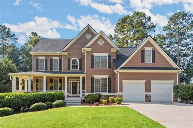 63 Wesley Drive, Acworth, GA 30101 (MLS #6936120) :: North Atlanta Home Team