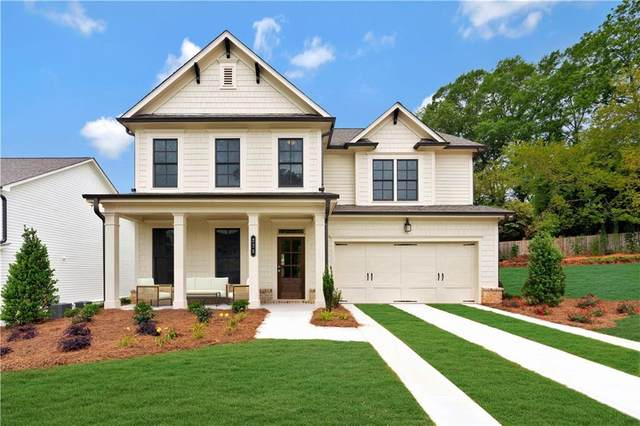 251 Avon Drive, Avondale Estates, GA 30002 (MLS #6936185) :: North Atlanta Home Team