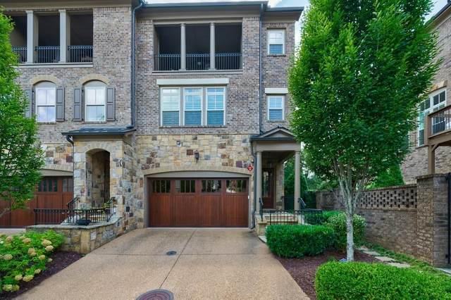3829 Paces Lookout Circle SE #20, Atlanta, GA 30339 (MLS #6936212) :: North Atlanta Home Team