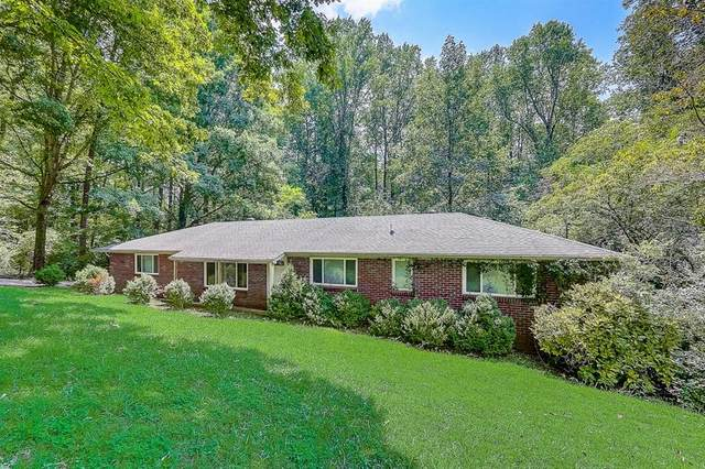 3942 Greenview Drive, Oakwood, GA 30566 (MLS #6936215) :: Path & Post Real Estate