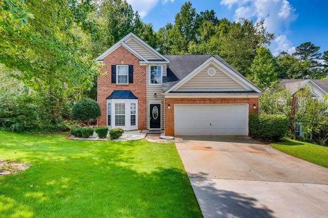 45 Rosemary Place, Lawrenceville, GA 30044 (MLS #6936216) :: North Atlanta Home Team