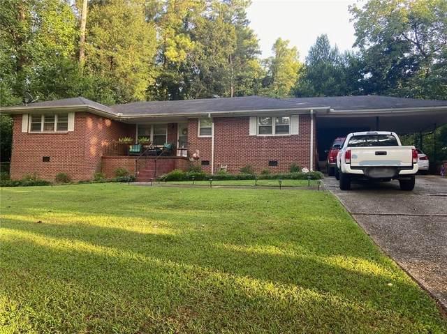 145 Cromwell Road, Sandy Springs, GA 30328 (MLS #6936231) :: Good Living Real Estate