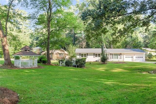 2898 Highland Drive SE, Smyrna, GA 30080 (MLS #6936251) :: Good Living Real Estate