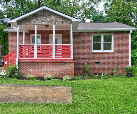 453 Oak Drive, Hapeville, GA 30354 (MLS #6936274) :: North Atlanta Home Team