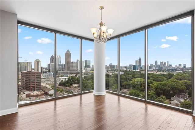 270 17th Street NW #1601, Atlanta, GA 30363 (MLS #6936275) :: Atlanta Communities Real Estate Brokerage