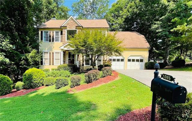 1065 Northpoint Trace, Roswell, GA 30076 (MLS #6936319) :: North Atlanta Home Team