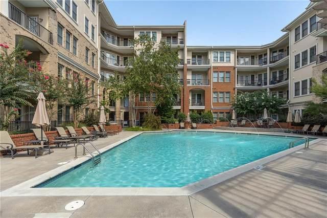 3621 Vinings Slope SE #1235, Atlanta, GA 30339 (MLS #6936324) :: Kennesaw Life Real Estate