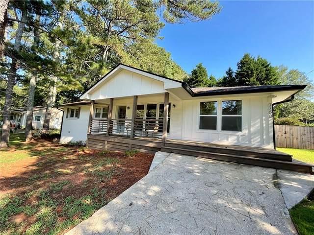 1760 Elmwood Drive, Austell, GA 30106 (MLS #6936335) :: North Atlanta Home Team