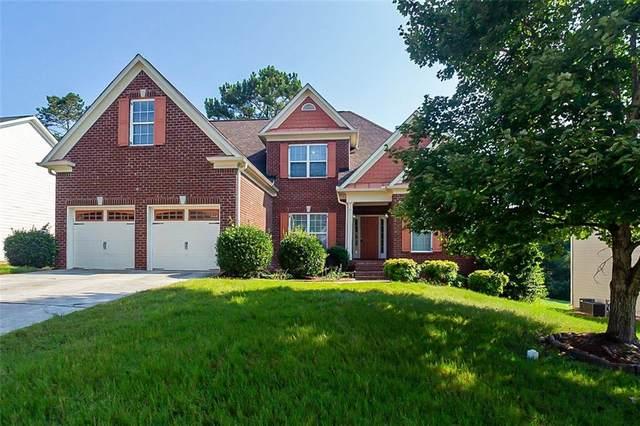 8920 Elina Rose, Douglasville, GA 30134 (MLS #6936339) :: North Atlanta Home Team