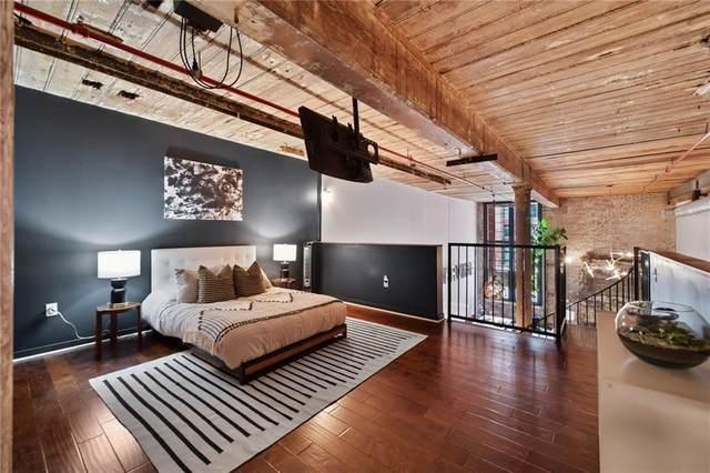 170 Boulevard SE E116, Atlanta, GA 30312 (MLS #6936395) :: Kennesaw Life Real Estate