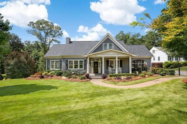 1004 Clairemont Avenue, Decatur, GA 30030 (MLS #6936474) :: North Atlanta Home Team