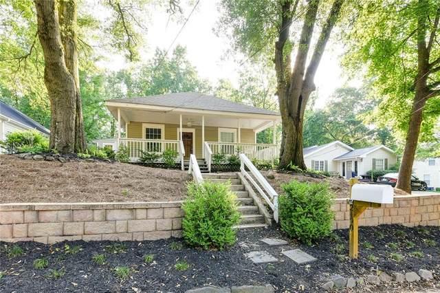 2190 Spink Street NW, Atlanta, GA 30318 (MLS #6936477) :: Atlanta Communities Real Estate Brokerage