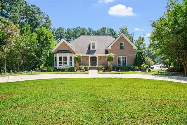 6016 Courtside Drive, Peachtree Corners, GA 30092 (MLS #6936483) :: North Atlanta Home Team
