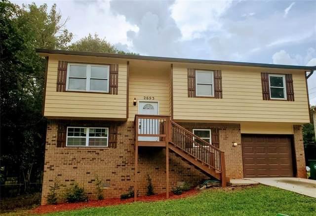 2693 Leafwood Way, Decatur, GA 30034 (MLS #6936522) :: RE/MAX Prestige
