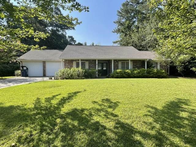 3281 Chestnut Oaks Drive, Marietta, GA 30062 (MLS #6936542) :: The Realty Queen & Team