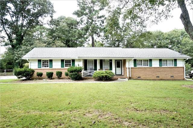 2665 Eldorado Place, Snellville, GA 30078 (MLS #6936552) :: North Atlanta Home Team