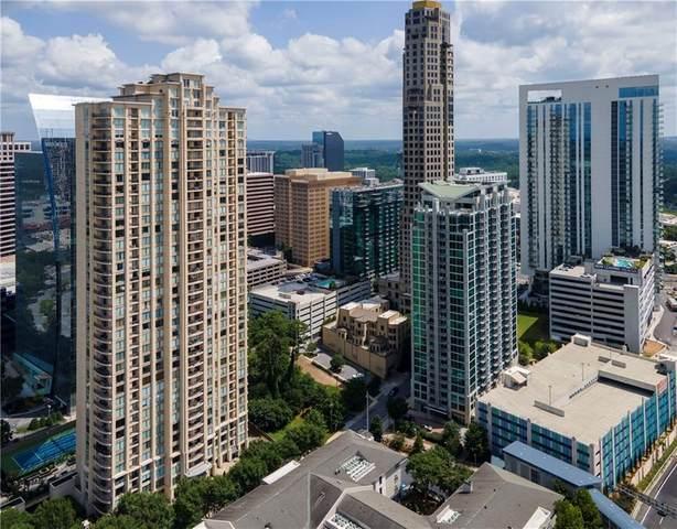 3445 Stratford Road NE #803, Atlanta, GA 30326 (MLS #6936553) :: Atlanta Communities Real Estate Brokerage