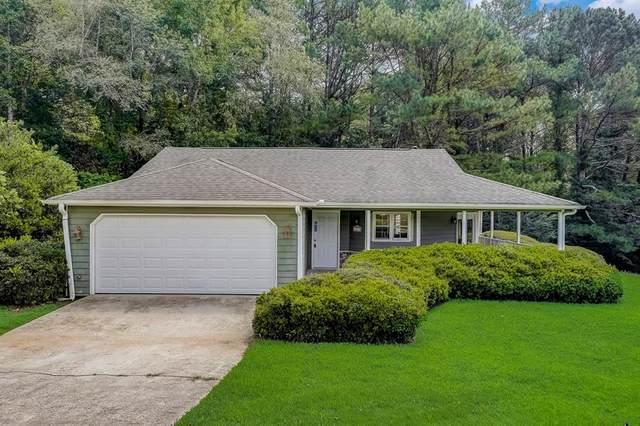 2205 Bear Mountain Drive NE, Conyers, GA 30013 (MLS #6936572) :: North Atlanta Home Team