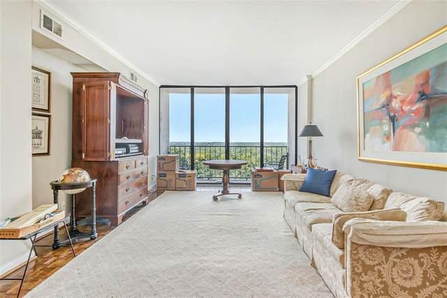 145 15TH Street NE #1045, Atlanta, GA 30309 (MLS #6936624) :: Kennesaw Life Real Estate