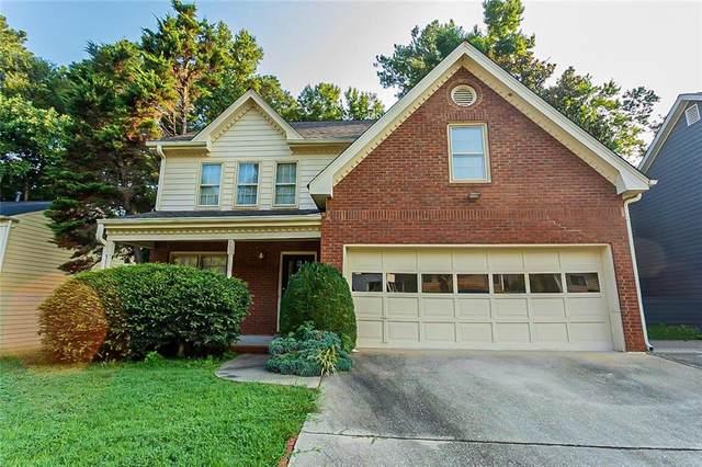 4592 Thomas Jefferson Court, Stone Mountain, GA 30083 (MLS #6936641) :: North Atlanta Home Team
