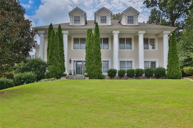215 Highland Lake Court, Atlanta, GA 30349 (MLS #6936653) :: Virtual Properties Realty