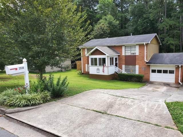 2538 Ridgecrest Drive NW, Kennesaw, GA 30152 (MLS #6936678) :: North Atlanta Home Team
