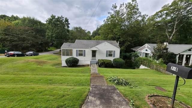 786 Sunnybrook Drive, Decatur, GA 30033 (MLS #6936691) :: Dawn & Amy Real Estate Team
