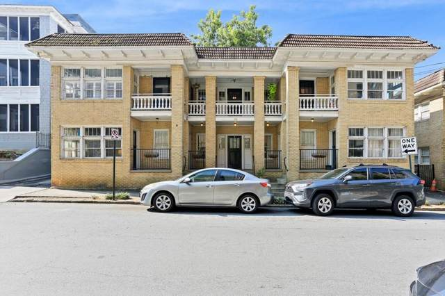653 N Highland Avenue NE #9, Atlanta, GA 30306 (MLS #6936782) :: Good Living Real Estate