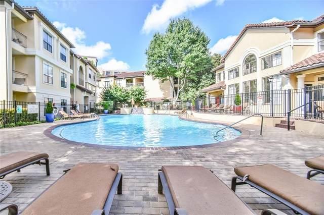 3777 Peachtree Road NE #1332, Brookhaven, GA 30319 (MLS #6936874) :: Atlanta Communities Real Estate Brokerage
