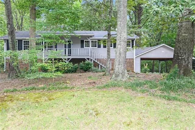 6922 Recreation Lane, Acworth, GA 30102 (MLS #6936949) :: North Atlanta Home Team