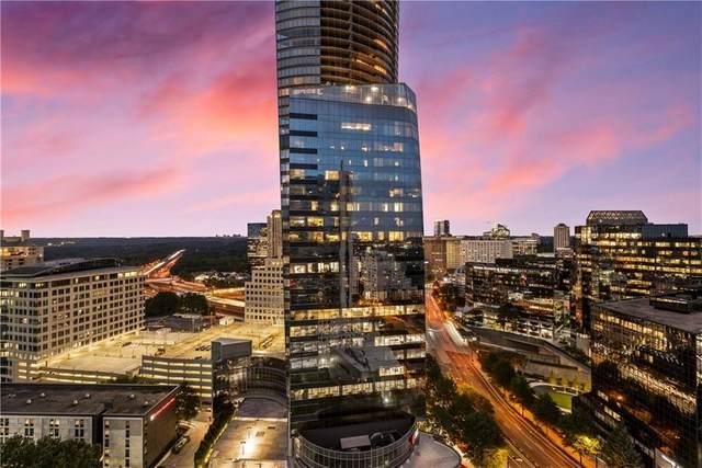 3324 Peachtree Road NE #2111, Atlanta, GA 30326 (MLS #6936969) :: The Hinsons - Mike Hinson & Harriet Hinson